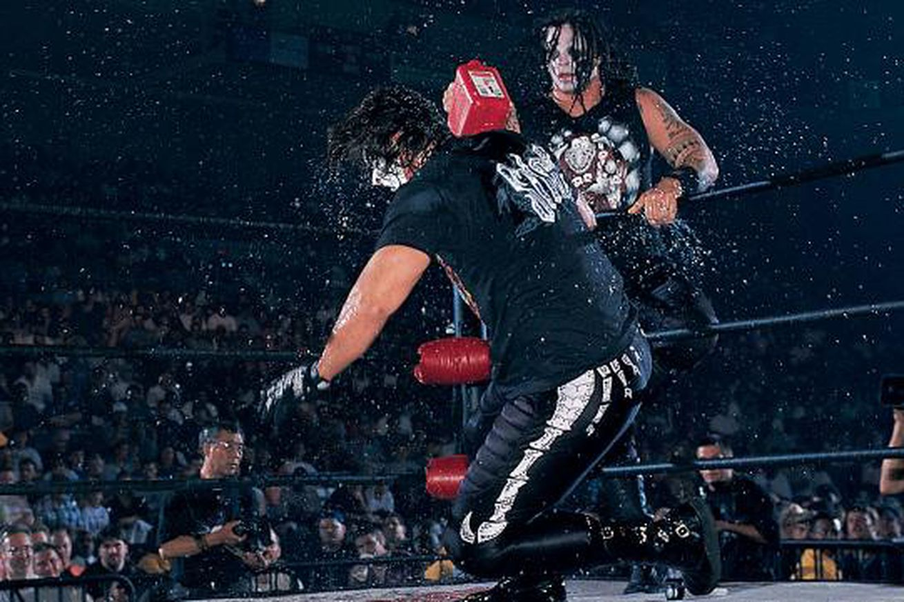 historically significant disasters of wrestling 35 the vampiro