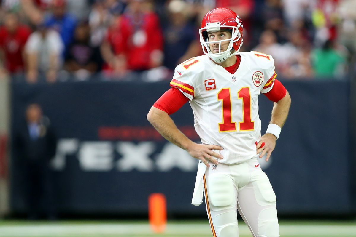 Chiefs vs. Texans 2016 final score  Brian Hoyer throws 4 interceptions as Kansas  City wins b1c435e37
