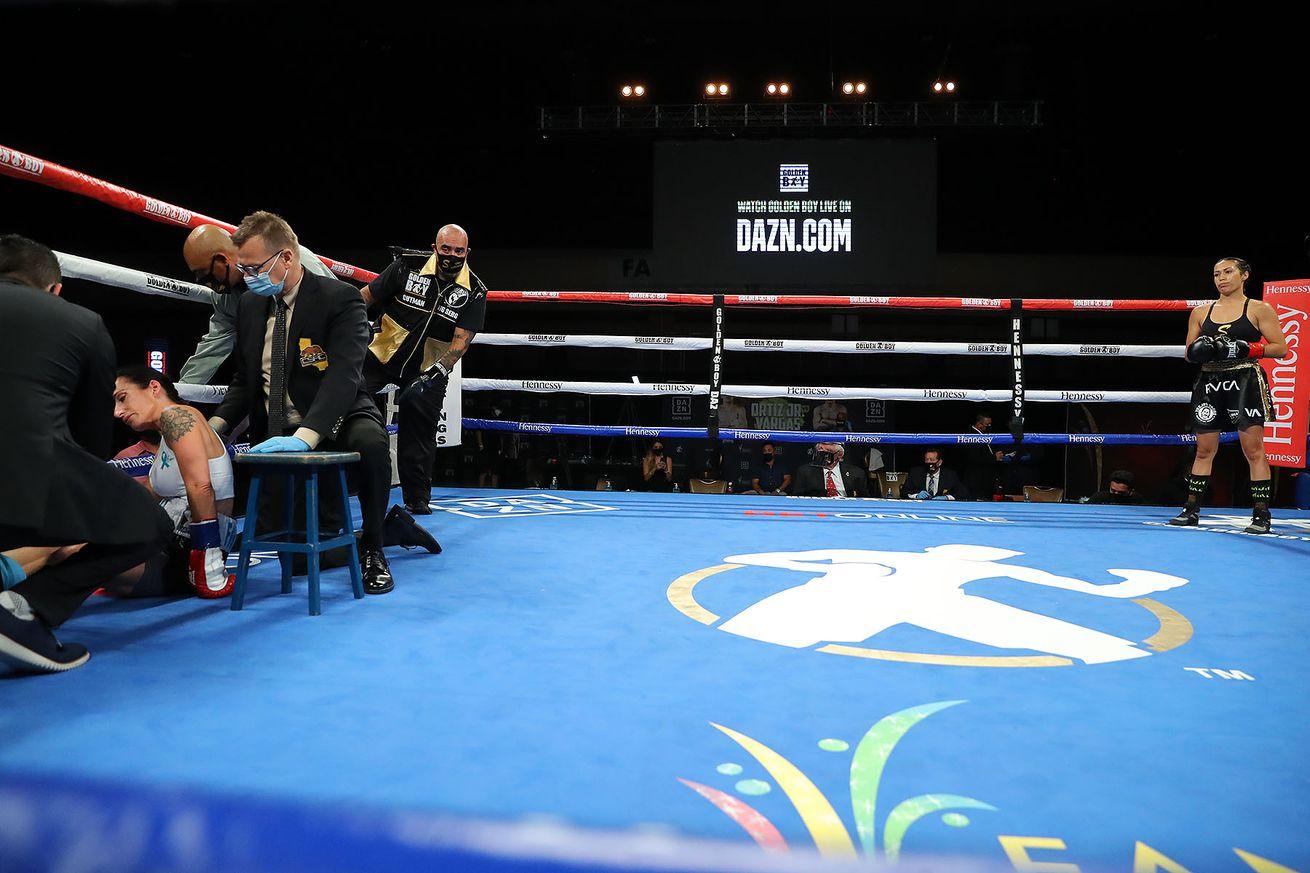 Making a Mismatch: How Miranda Adkins came to fight Seniesa Estrada, Part One