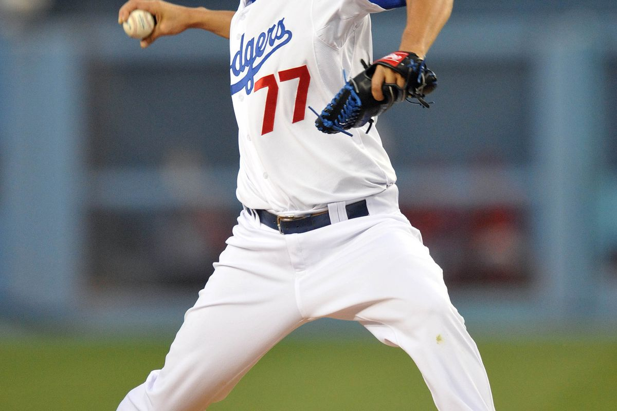 Carlos Frias looks to a second good start for the Dodgers
