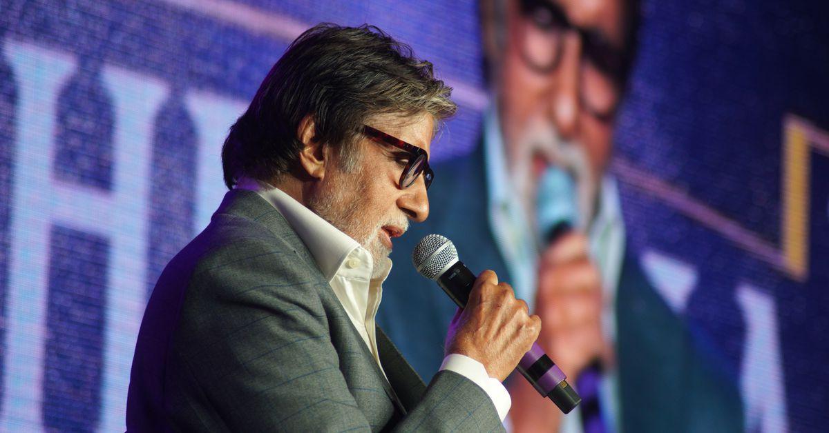 Amazon Alexa's next celebrity voice belongs to Bollywood star Amitabh Bachchan - The Verge