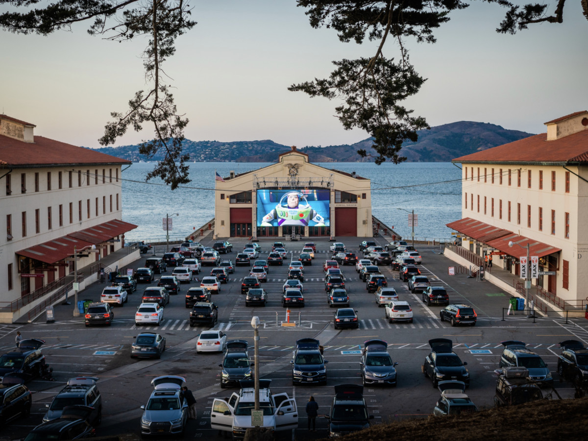 The Best Drive In Movie Theaters In The Sf Bay Area Eater Sf