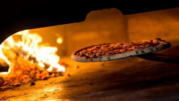 Crush wood-fired pizza