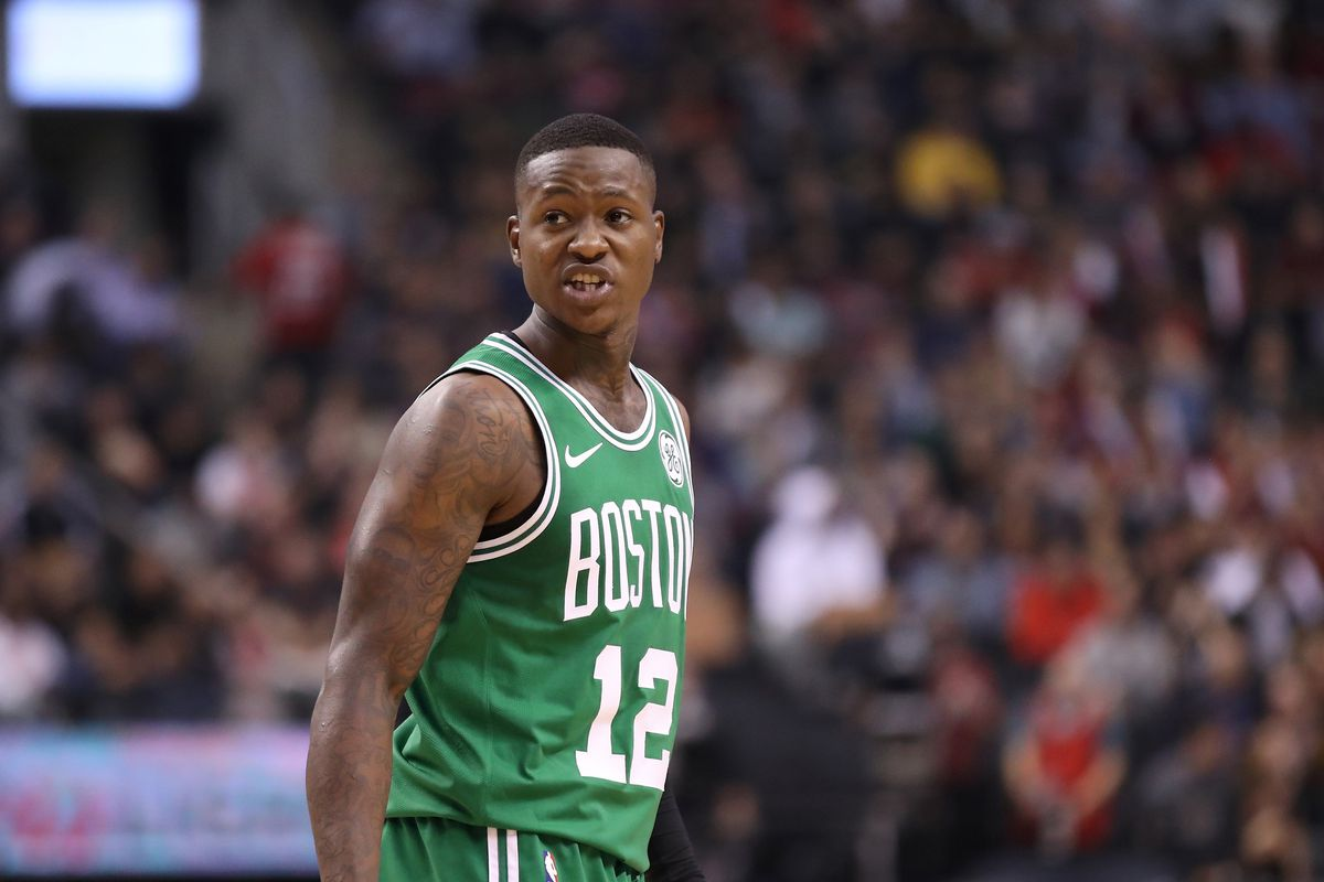 Image result for terry rozier celtics usa today sports