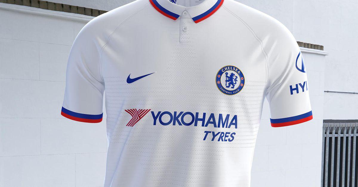 Nike Launch 'mod-inspired' 2019-20 Chelsea Away Kit