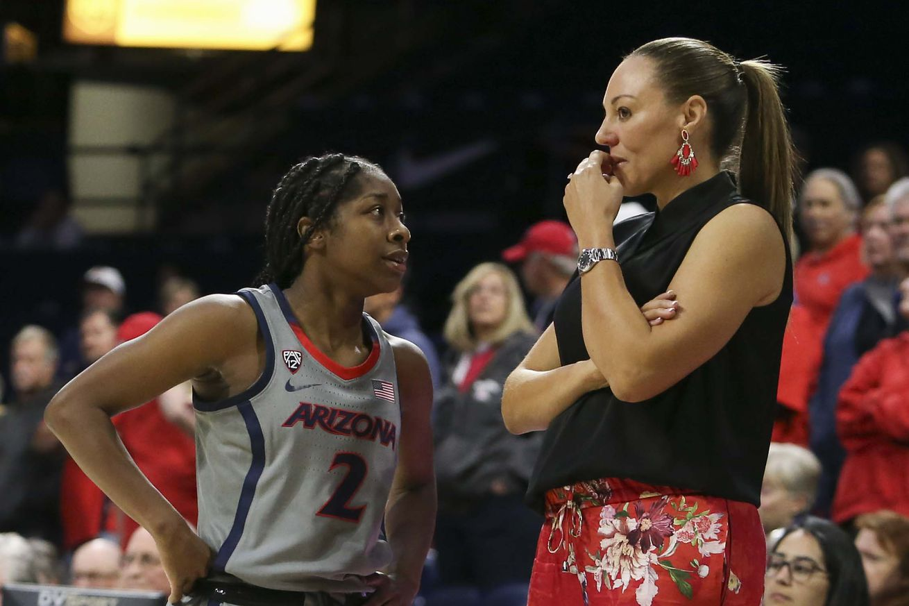 COLLEGE BASKETBALL: NOV 13 Women's - Loyola Marymount at Arizona