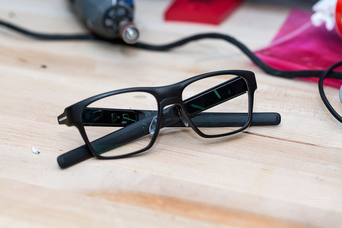 cd788d6c7197 Exclusive  Intel s new Vaunt smart glasses actually look good - The ...