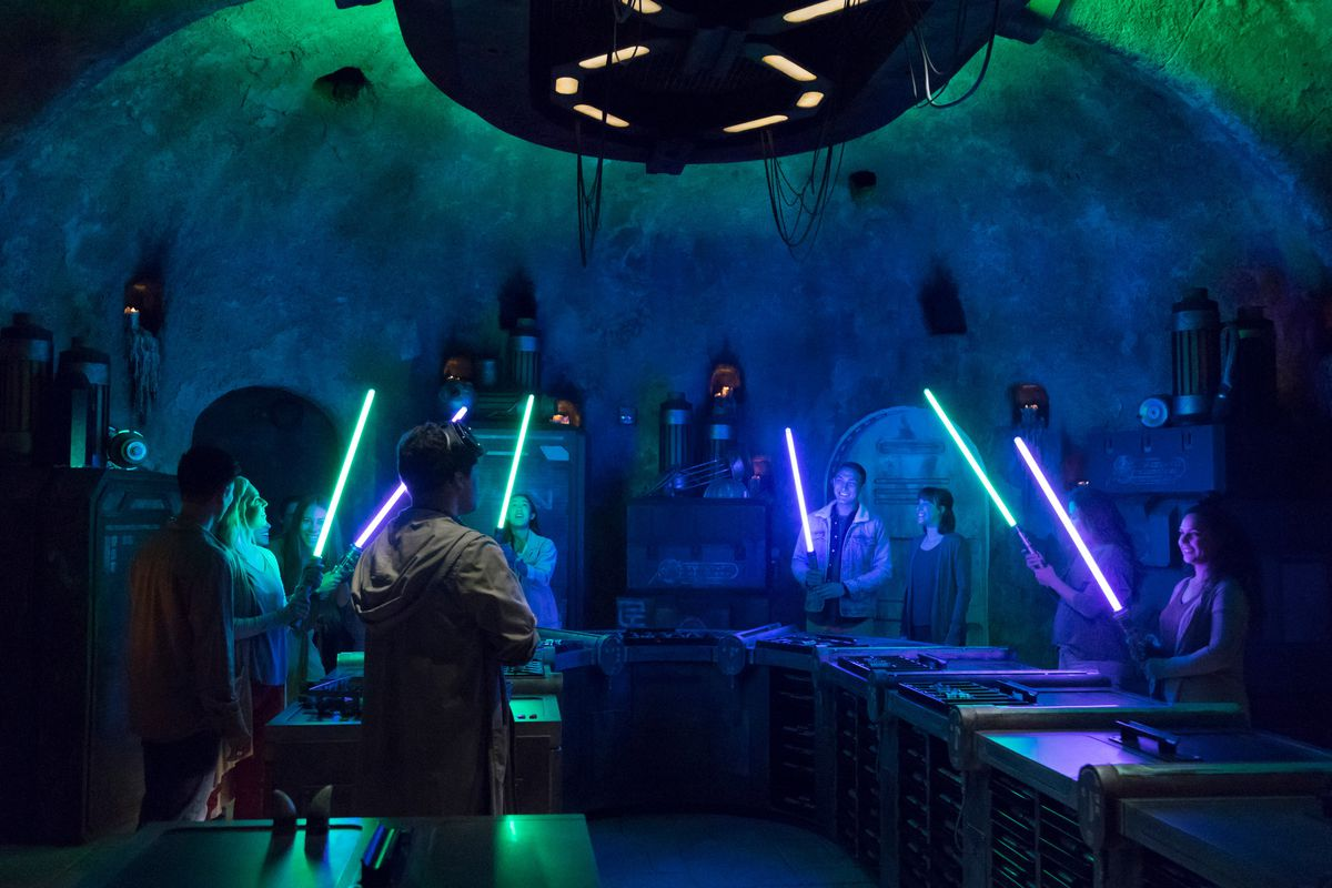 Freeform to air Star Wars: Galaxy's Edge preview special. Here are the details