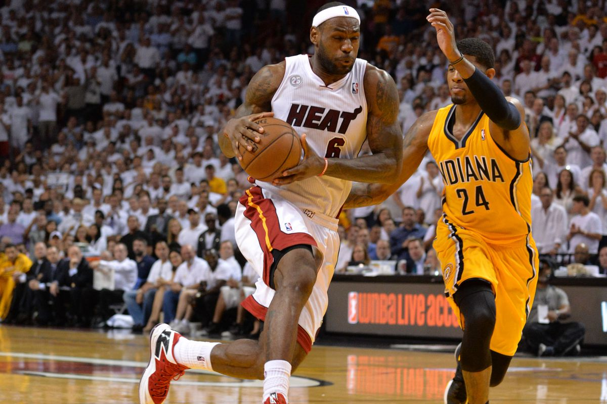bf6e15658a0 NBA Playoffs 2013  LeBron James  path to greatness isn t so different