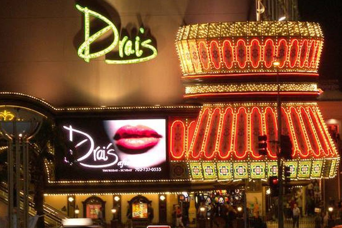 The former Drai's After Hours