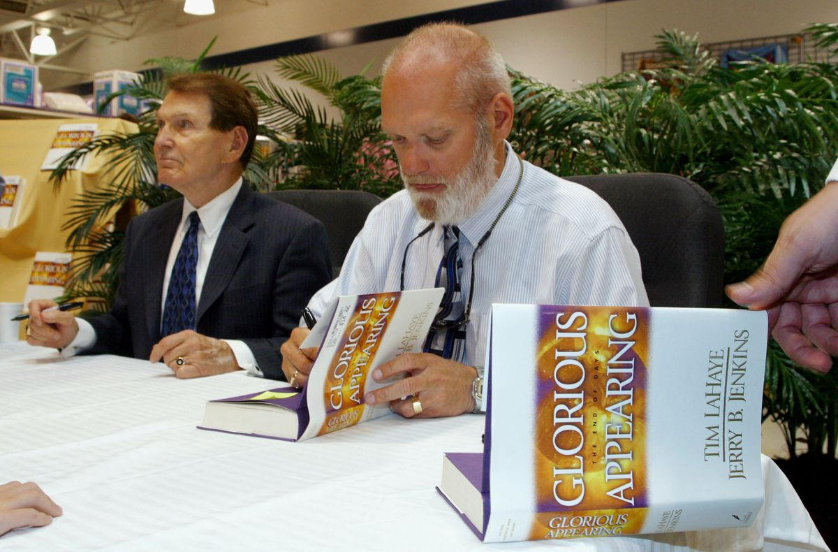 Authors Of Prophecy Book Attend Signing