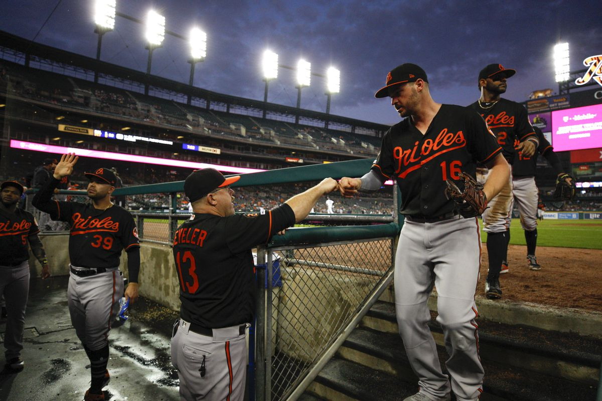 Orioles defeat Tigers 6-2 in the battle for 30th place