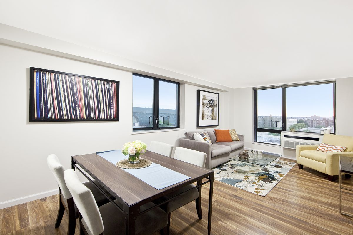 bronx s quiet bedford park enclave gets an 11 story luxury rental