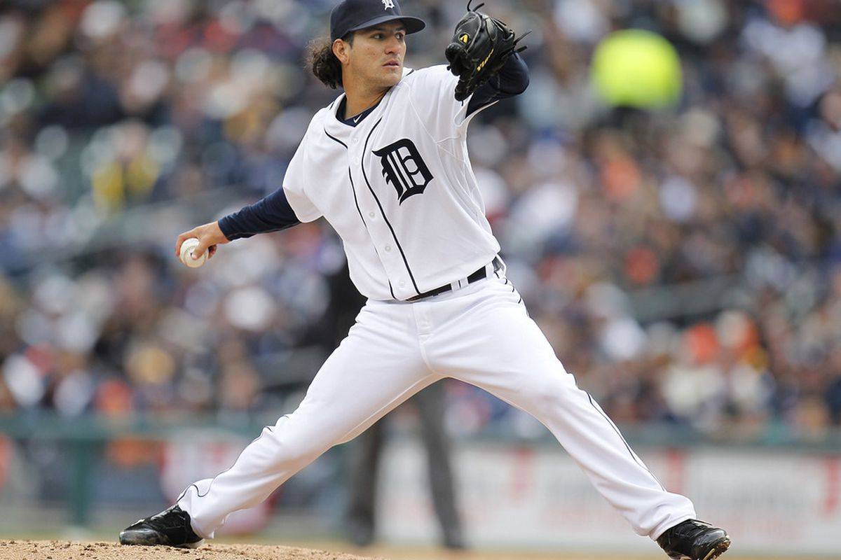 Only Jose Valverde has been used in higher leverage situations than middle reliever Brayan Villarreal (pictured).