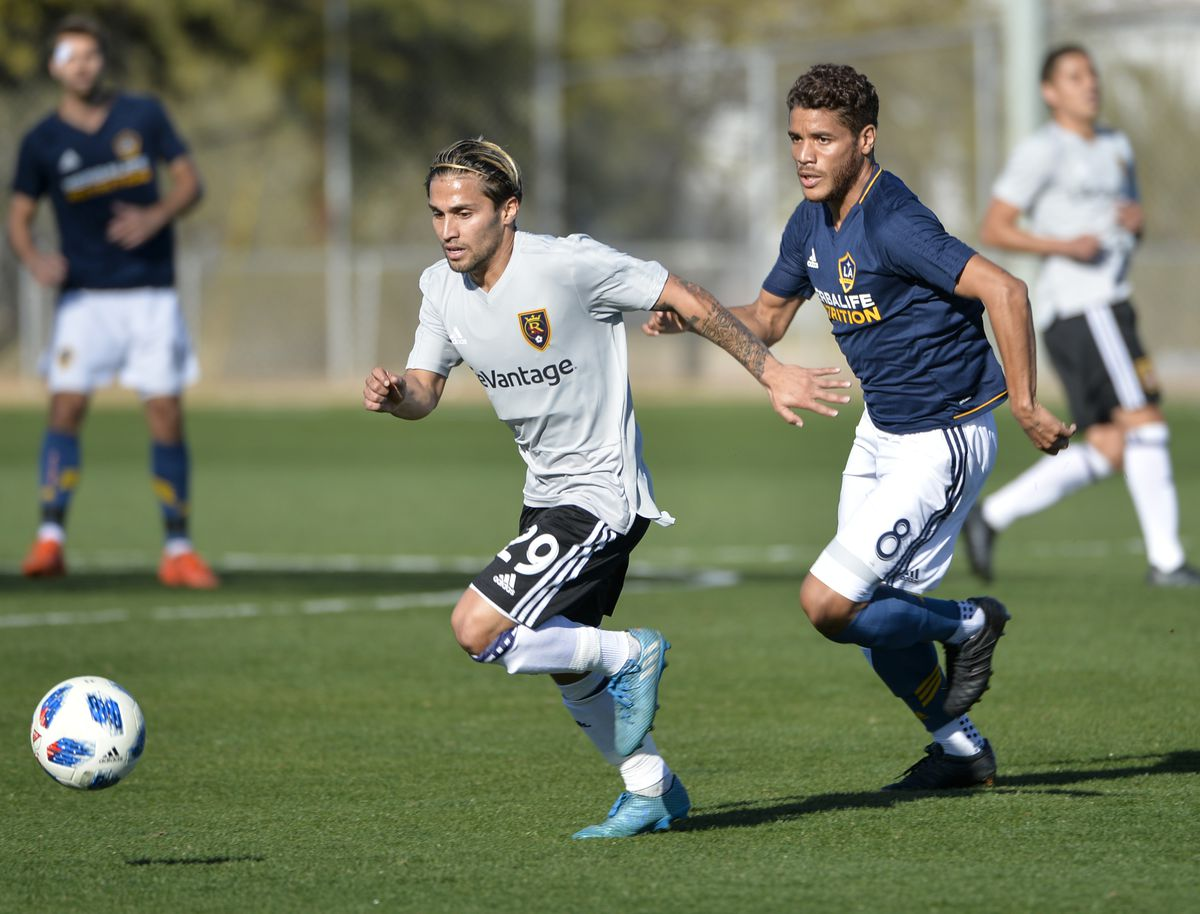 MLS: LA Galaxy vs. Real Salt Lake