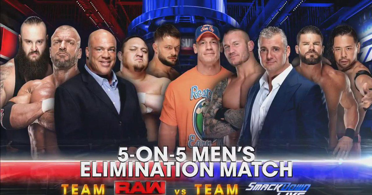 Survivor Series 2017: Time, TV schedule for WWE's November ...