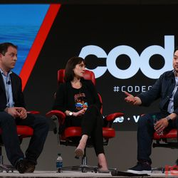 """Eater Editor-in-Chief Amanda Kludt took the Code Conference stage alongside Recode Executive Editor Peter Kafka to interview celebrity chef David Chang about his restaurant, his Netflix series Ugly Delicious, and the #MeToo movement in the food industry, as well as Eater's dogged coverage of it. Watch the full interview <a href=""""https://www.recode.net/2018/5/30/17386634/david-chang-momofuku-interview-food-restaurant-code-conference"""">here</a>."""