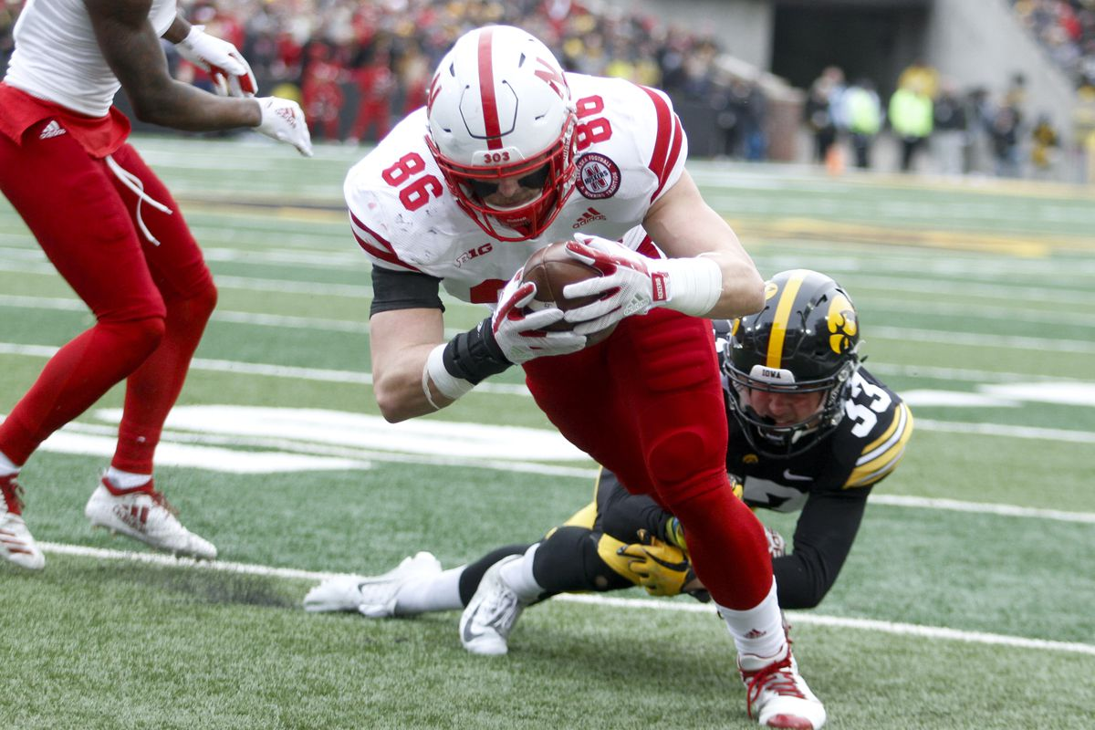 Nebraska Football: Husker's most explosive play against