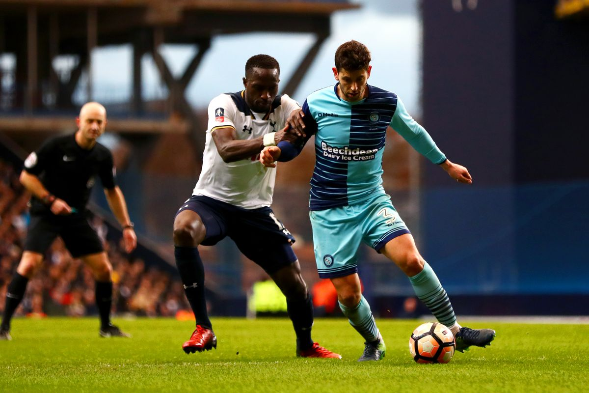 Tottenham Hotspur v Wycombe Wanderers - The Emirates FA Cup Fourth Round