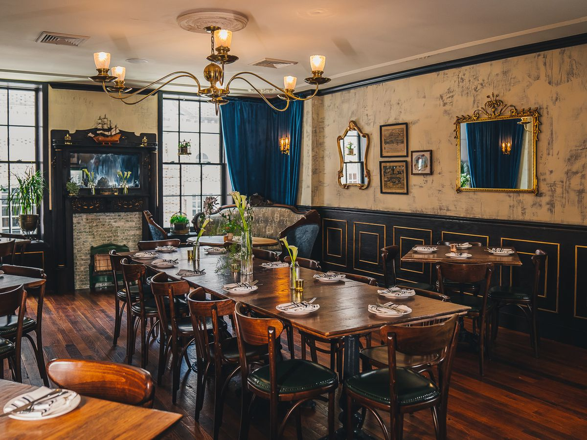 Private Dining Rooms to Book at Philly Restaurants - Eater ...