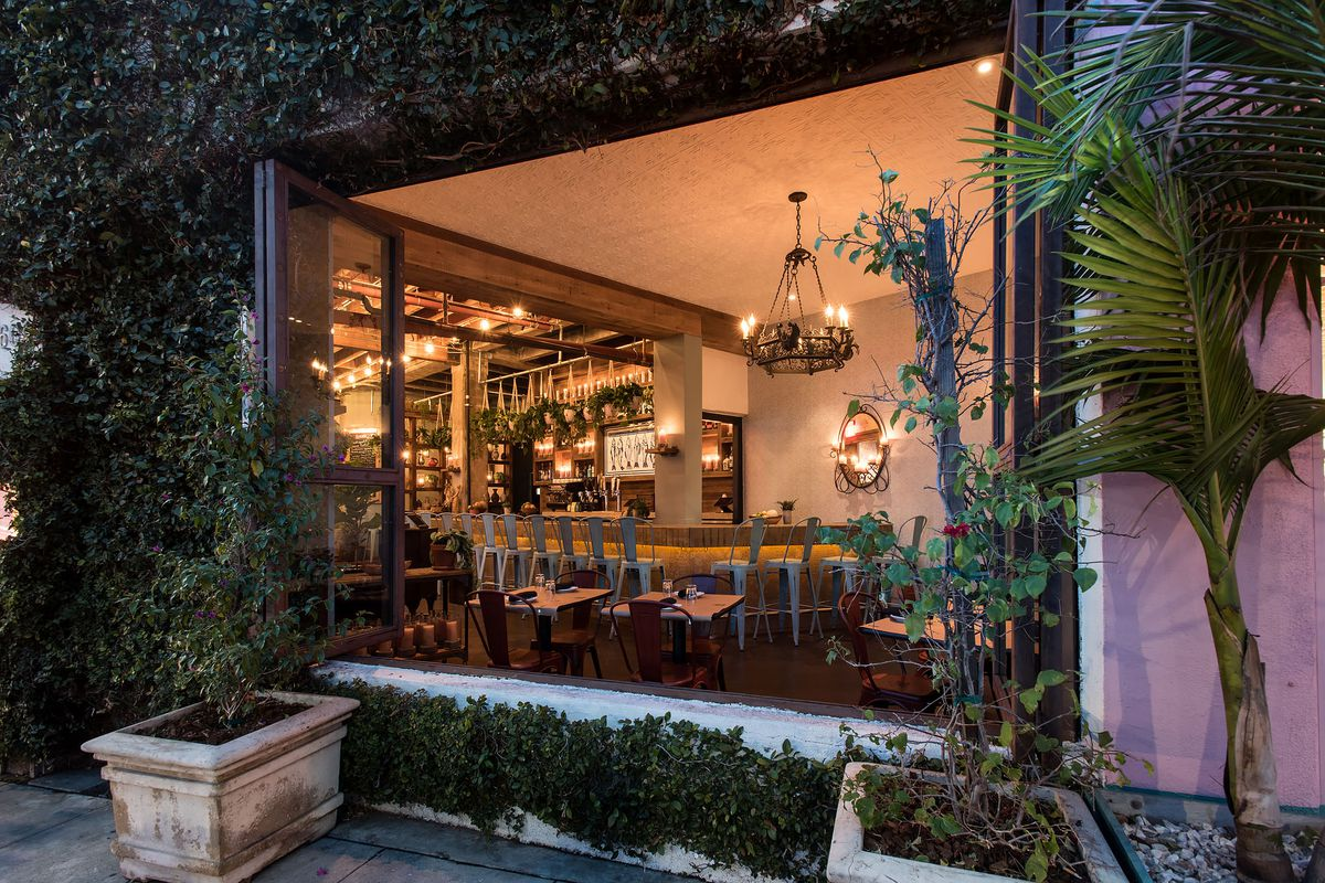 eric greenspan shutters maré silver lake tonight after only six
