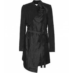 Helmut Lang Lucid Trench, was $895, now $447.50