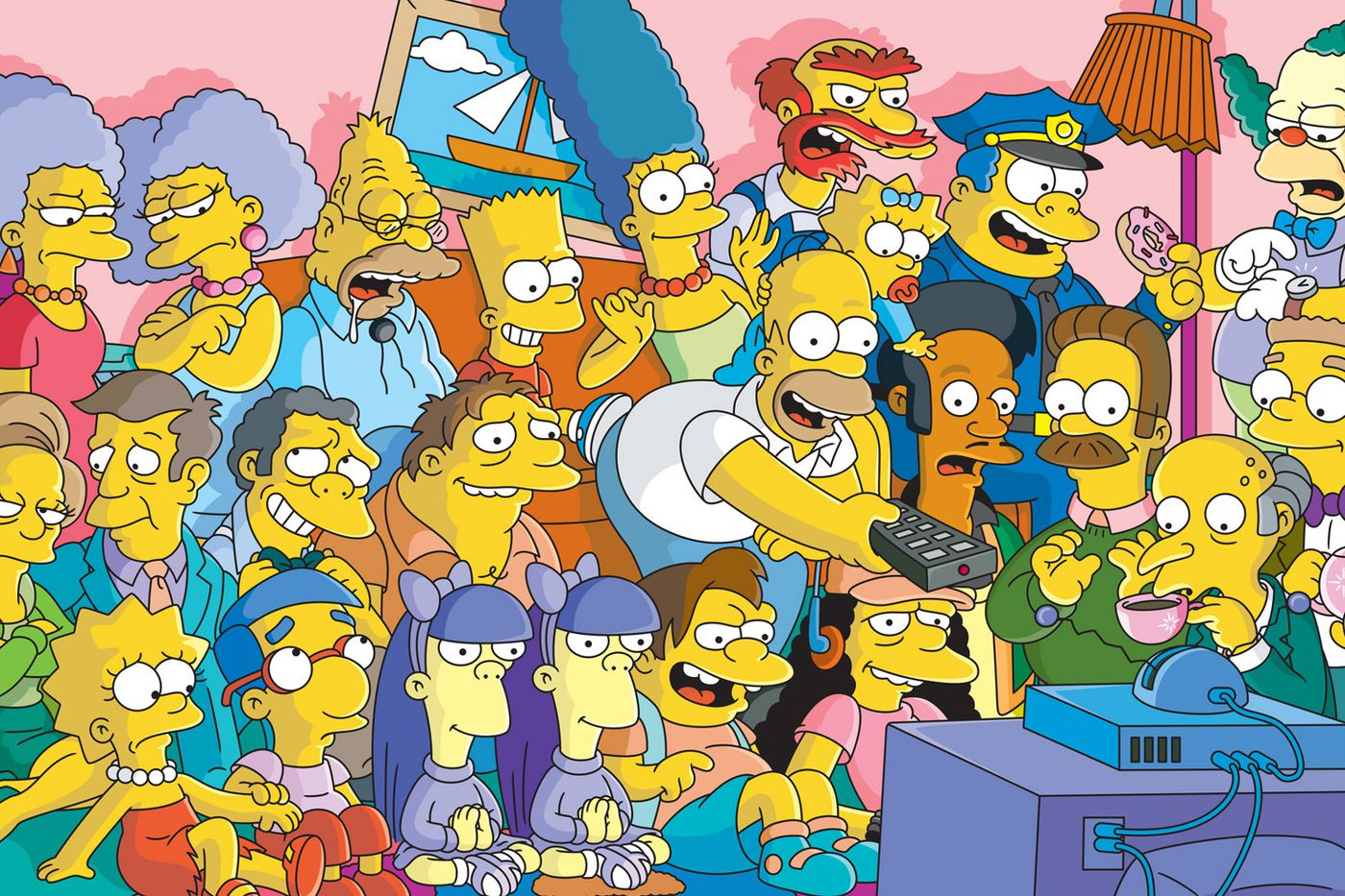 How an episode of The Simpsons is made | The Verge