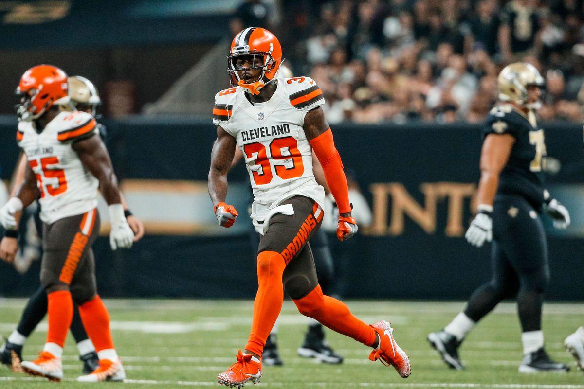 NFL: Cleveland Browns at New Orleans Saints