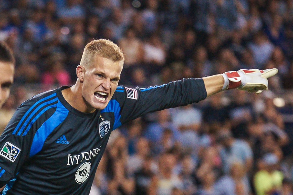 Jon Kempin has been called up to his first full national team camp