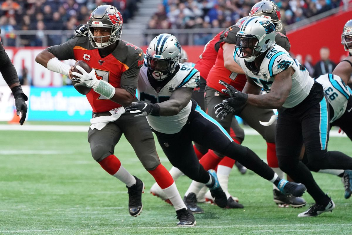 Panthers 37 Buccaneers 26: The Hog Molly Report - Cat Scratch Reader