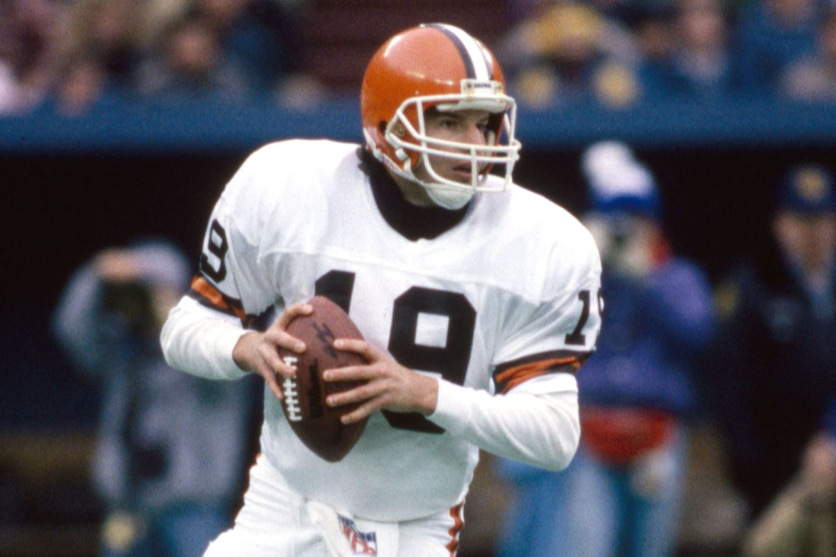 Even The Cleveland Browns Were Good In 1980s