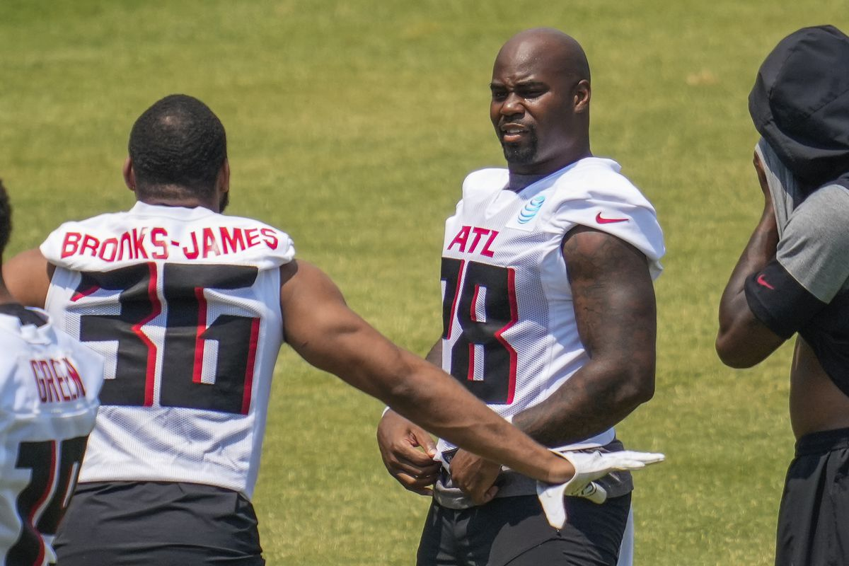 NFL: Altanta Falcons OTA