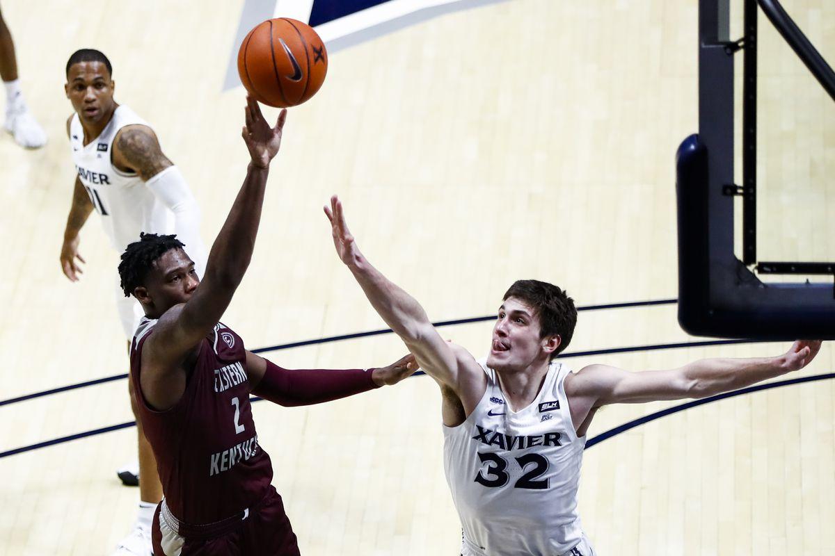 NCAA Basketball: Eastern Kentucky at Xavier