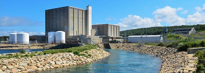Pilgrim Nuclear Power Station