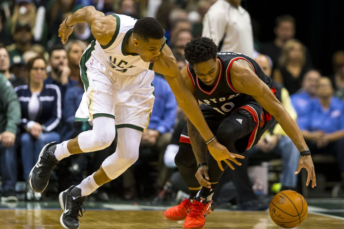 1b2ab09b7fa1 Inside the chase for the NBA sneaker market s biggest free agent  Giannis  Antetokounmpo. New ...