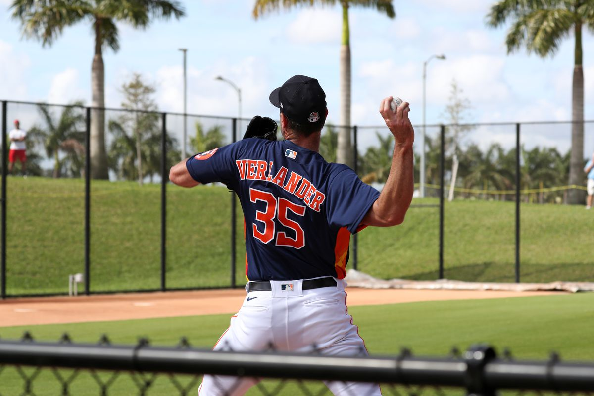 2020 Houston Astros Spring Training