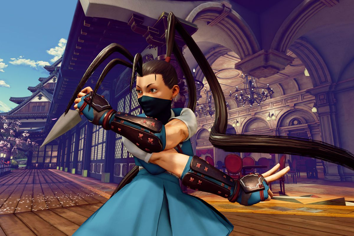 street fighter 5 s next dlc character delayed until end of june