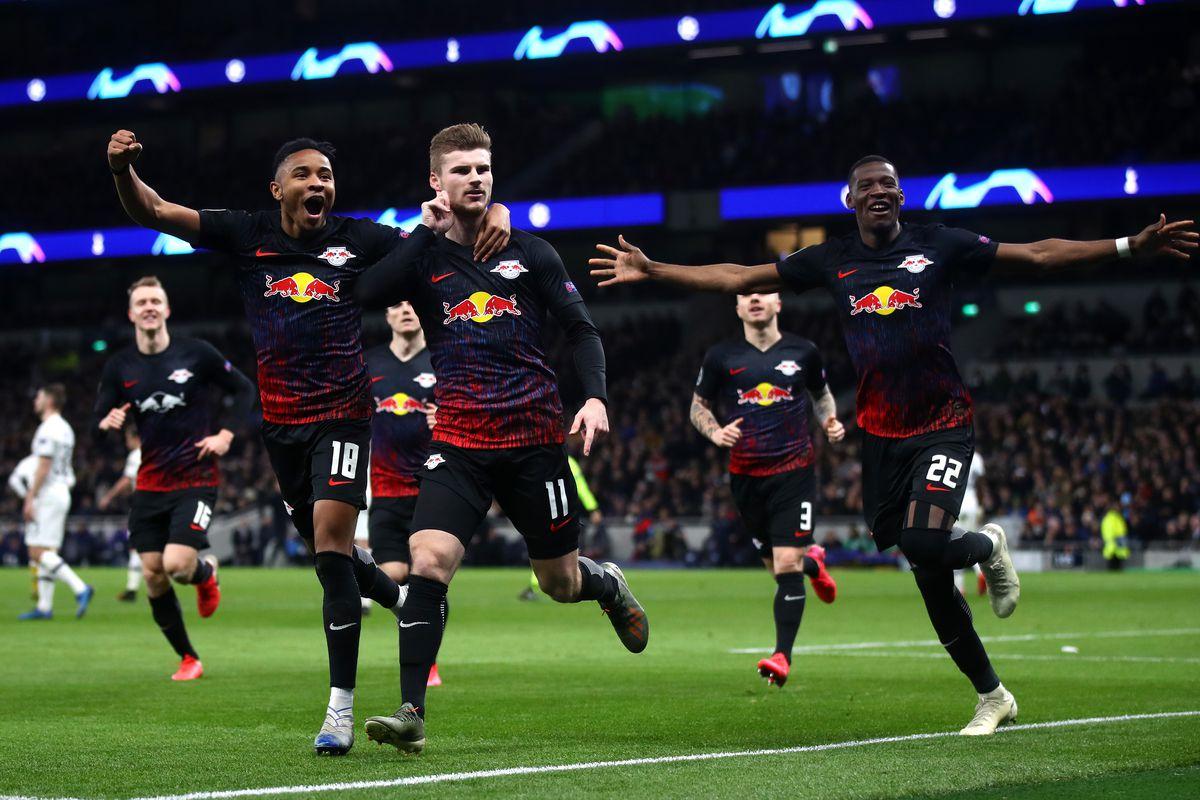 Rb Leipzig Tottenham Hotspurs
