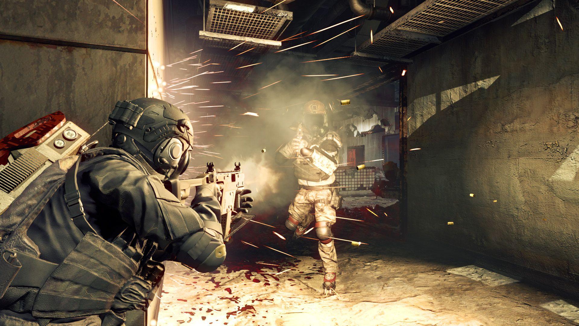 Resident Evil: Umbrella Corps screenshots