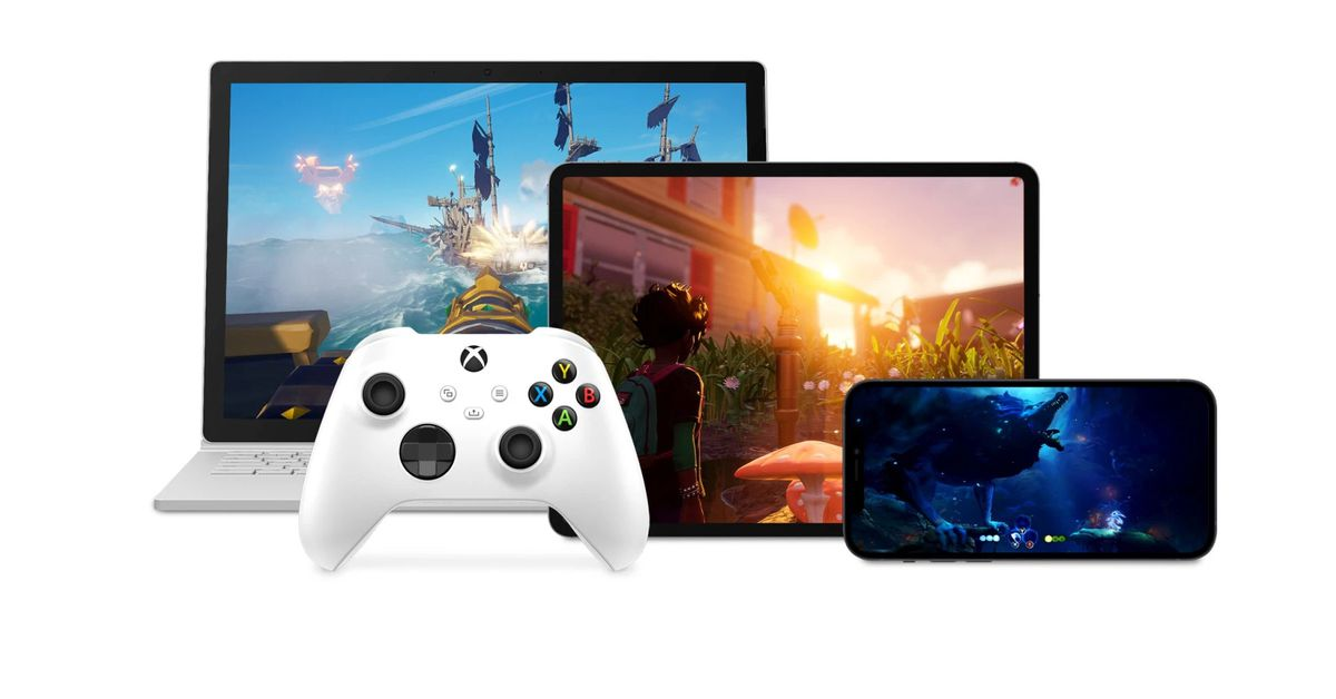 Microsoft�s xCloud game streaming is now widely available on iOS and PC