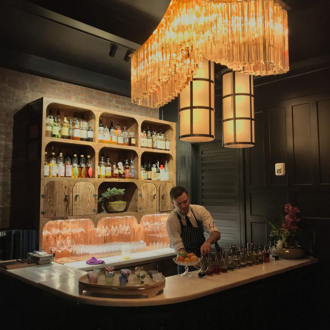 Noda Opens In Nomad With High End Sushi Served In An Opulente Eater Ny