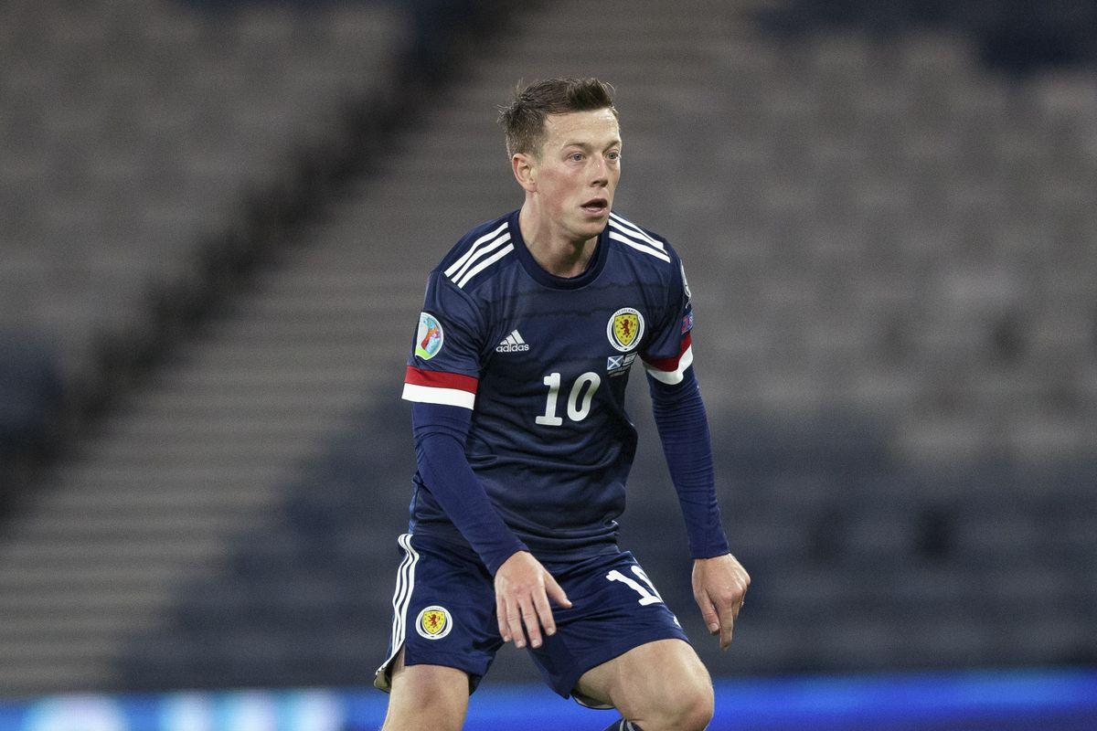 Scotland v Israel - Play-Off Semi-Finals