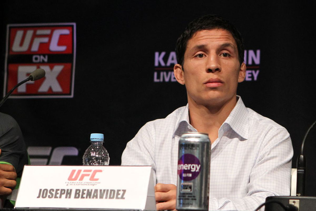Joseph Benavidez ready to overcome dark past to become first ever UFC flyweight champion