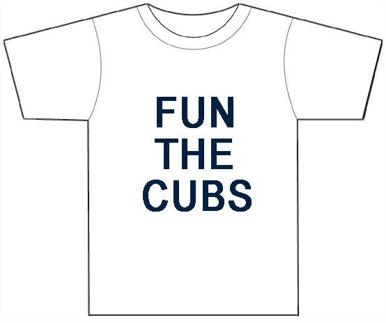 Fun The Cubs