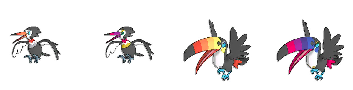 Pokemon Sun and Moon Leaks
