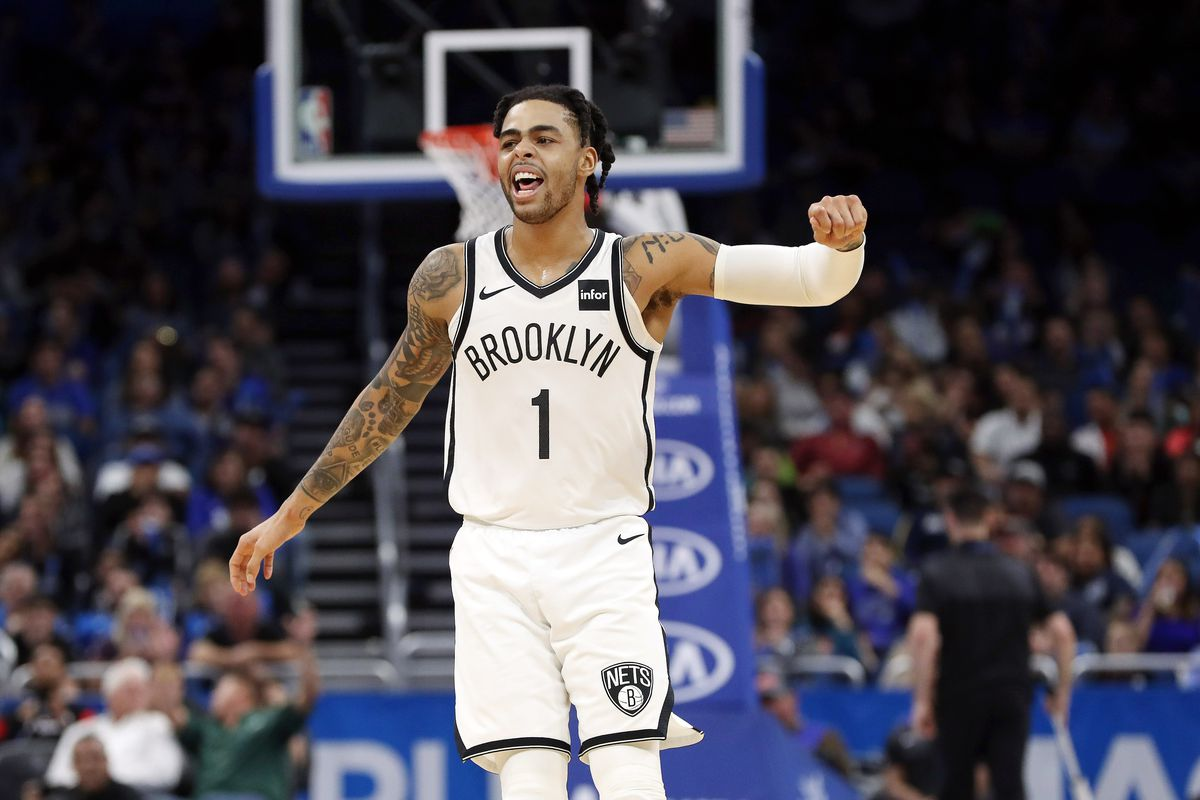 Magic vs. Nets preview  Magic look to the Brooklyn Nets for retribution 53bf9429b