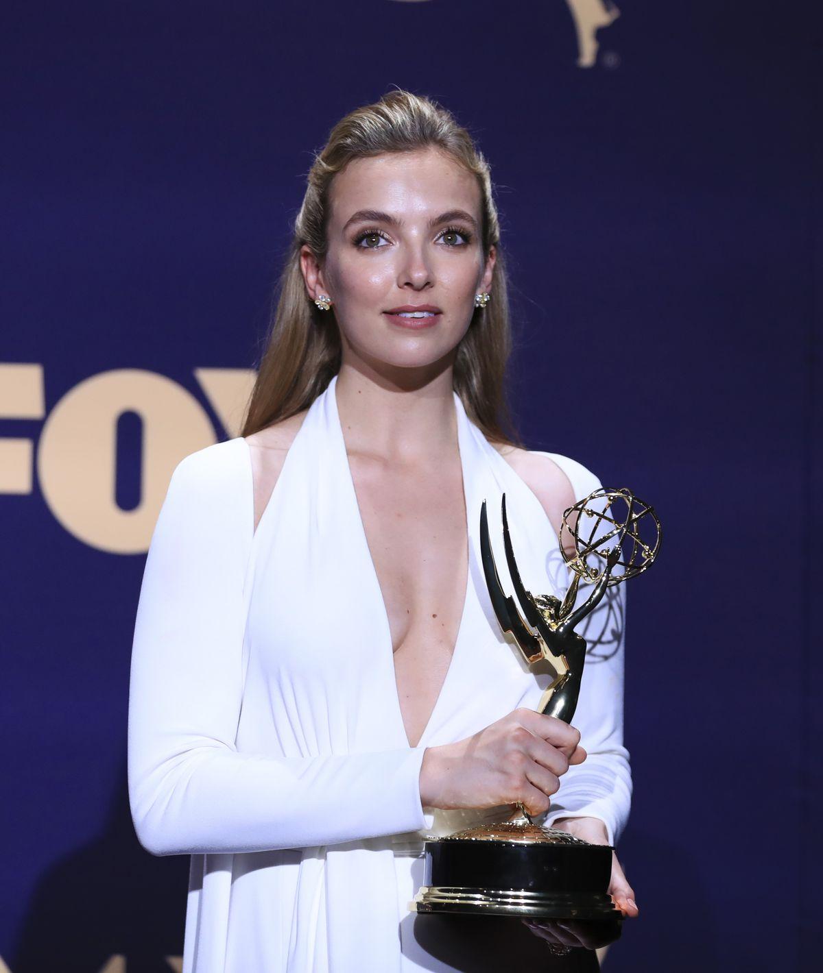 U.S.-LOS ANGELES-EMMY AWARDS