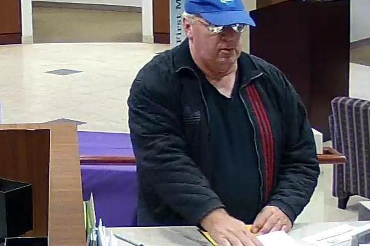 Man arrested same day he robs Joliet bank