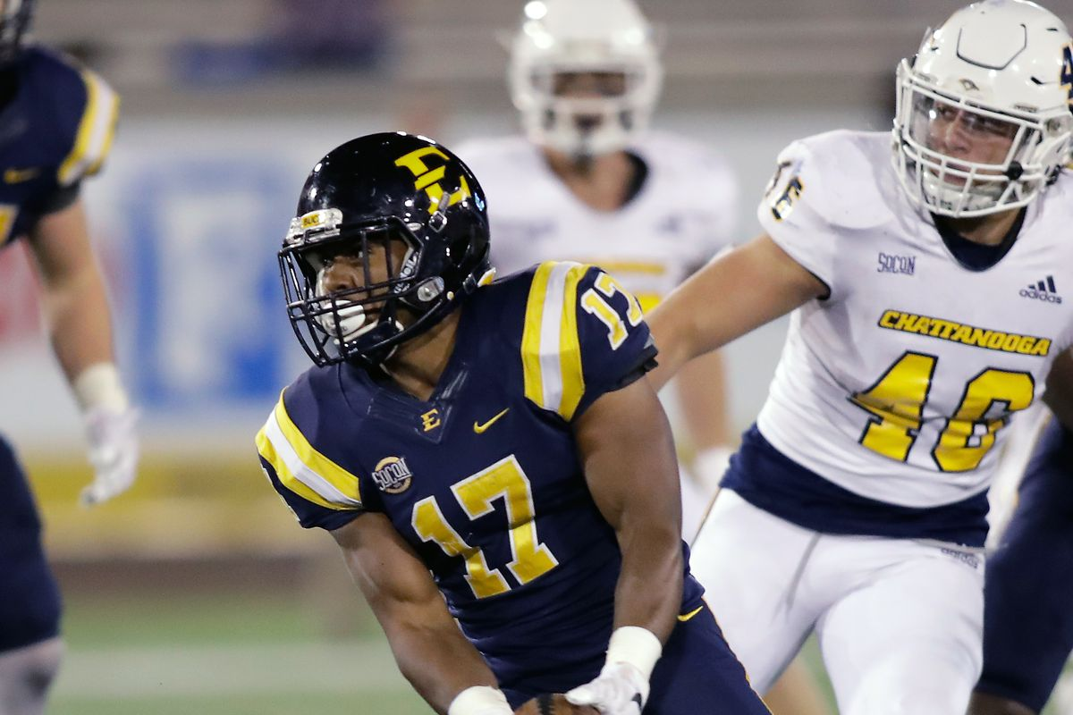 COLLEGE FOOTBALL: OCT 17 East Tenn. State at Chattanooga