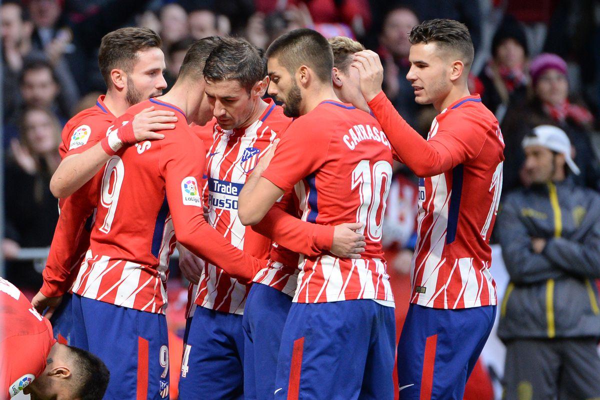 Atletico Madrid v Las Palmas - La Liga